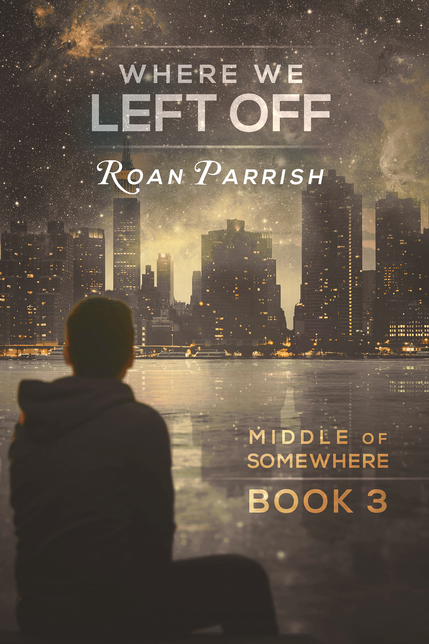 Guest Post: Where We Left Off by Roan Parrish