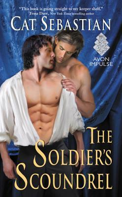 Review: The Soldier's Scoundrel by Cat Sebastian