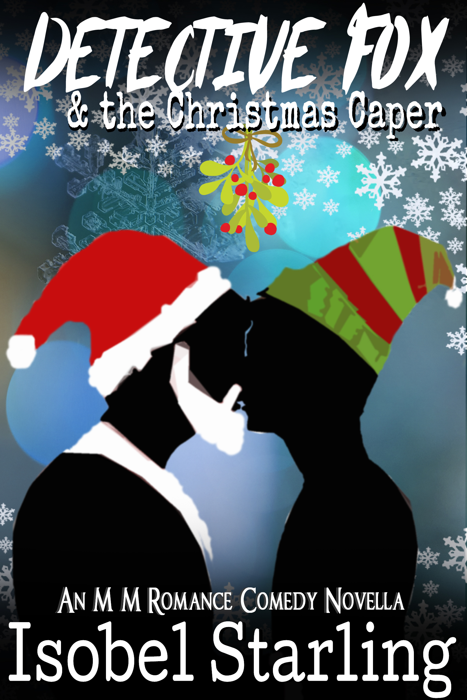 Excerpt and Giveaway: Detective Fox and the Christmas Caper by Isobel Starling