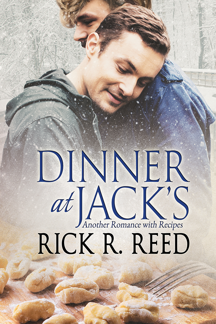 Review: Dinner at Jacks by Rick R. Reed