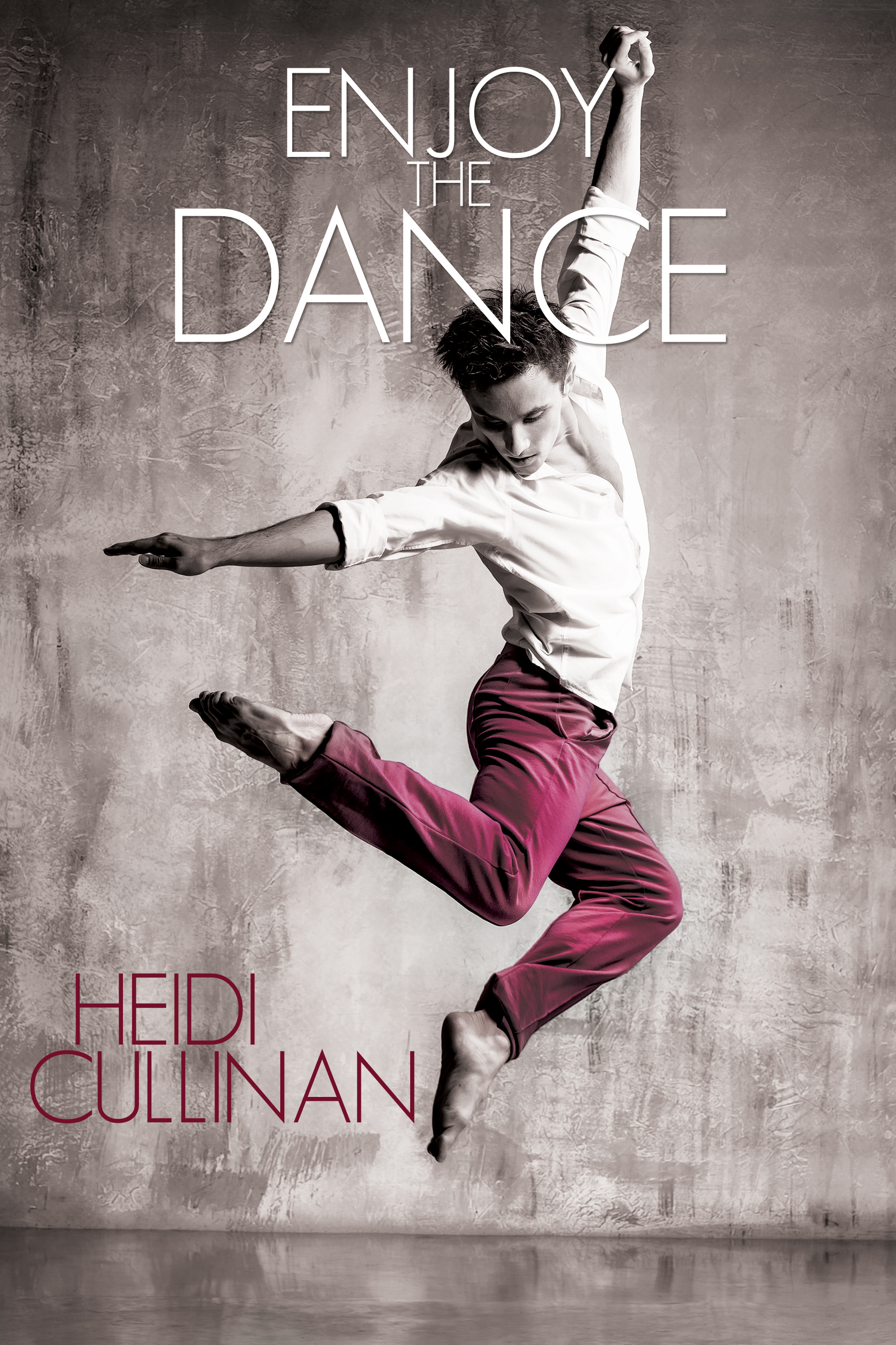 Excerpt and Giveaway: Enjoy the Dance by Heidi Cullinan