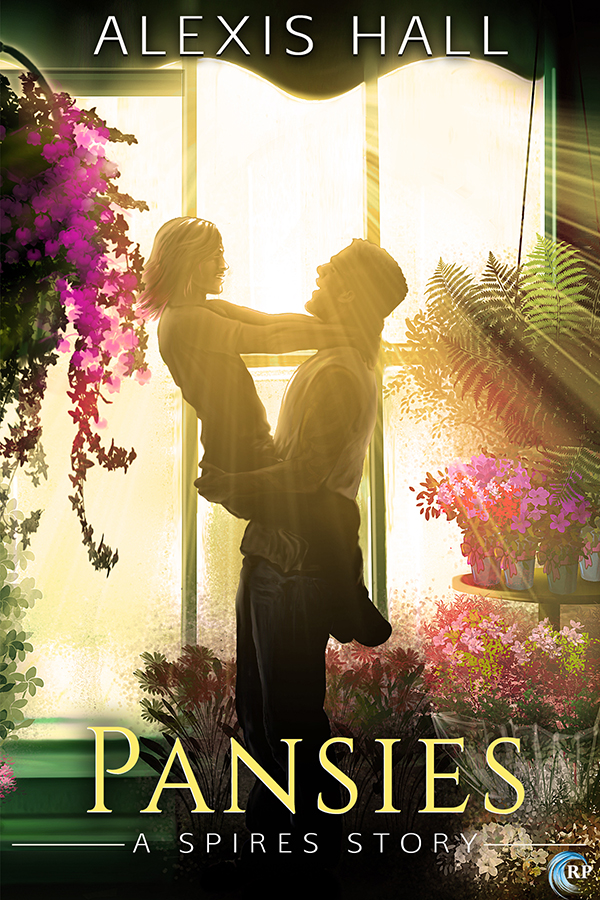 Excerpt and Giveaway: Pansies by Alexis Hall