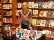 Joe Cosentino at Barnes & Noble book signing
