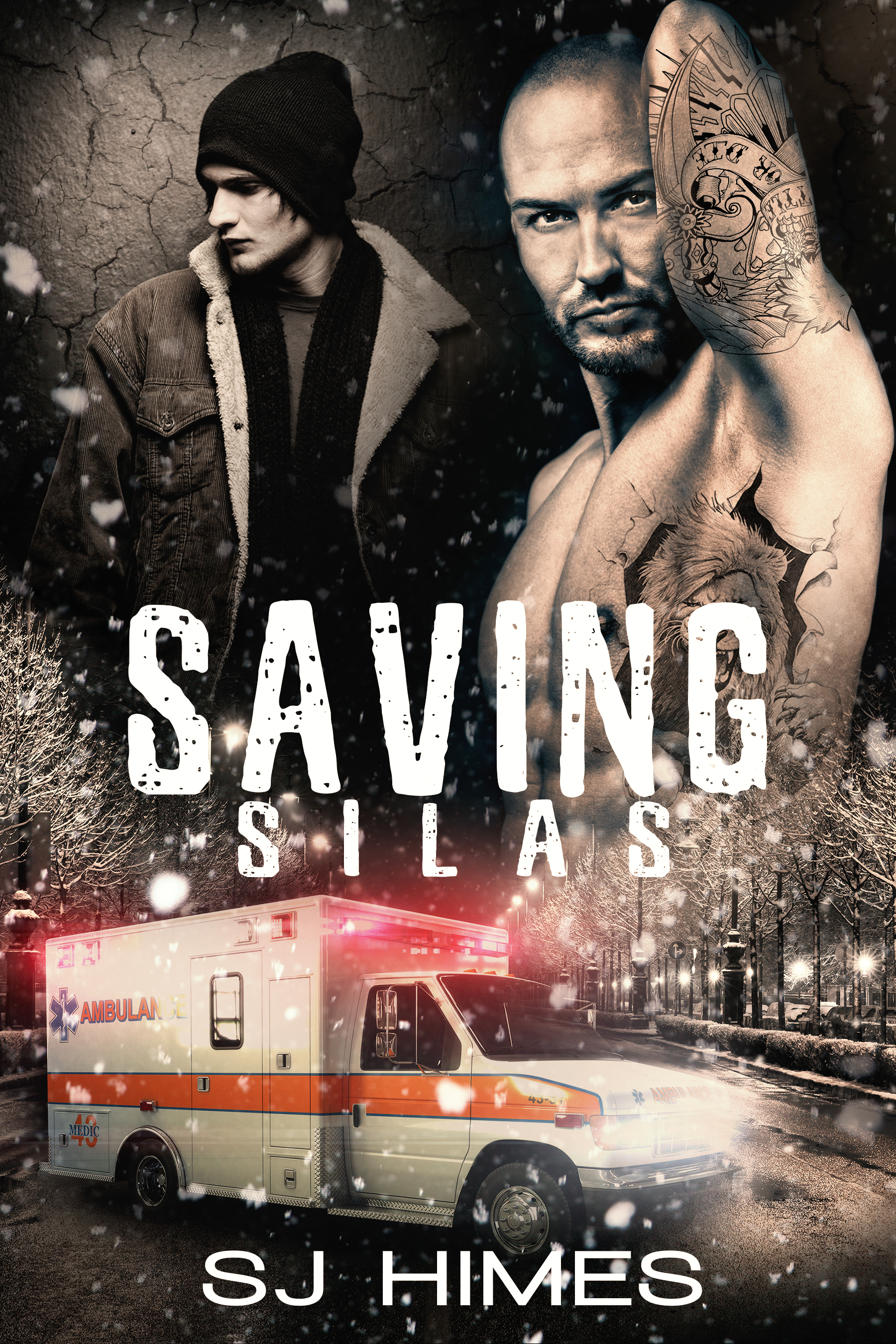 Excerpt: Saving Silas by SJ Himes