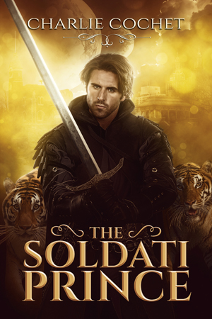 Guest Post and Giveaway: The Soldati Prince by Charlie Cochet
