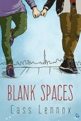 Review: Blank Spaces by Cass Lennox
