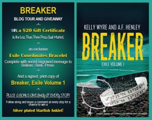 Exile Breaker Giveaway