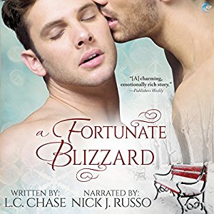 Audiobook Review: A Fortunate Blizzard by L.C. Chase