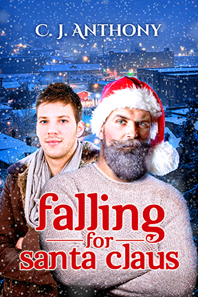 Guest Post and Giveaway: Falling for Santa Claus by C.J. Anthony