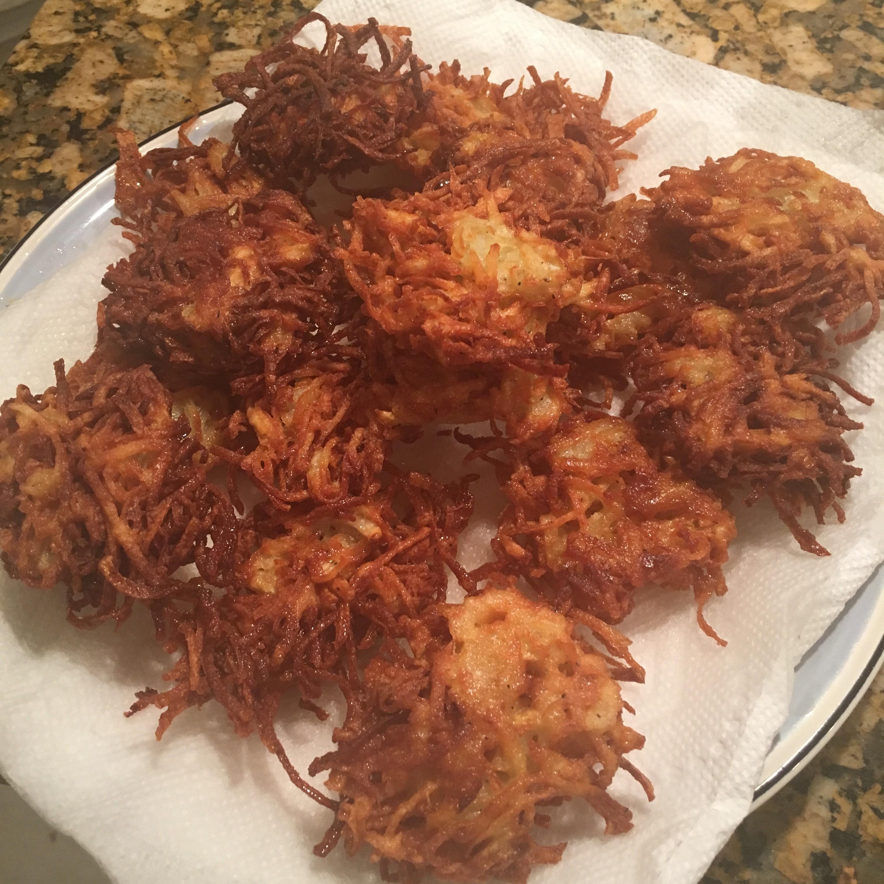 Recipes with Jay: Potato Latkes
