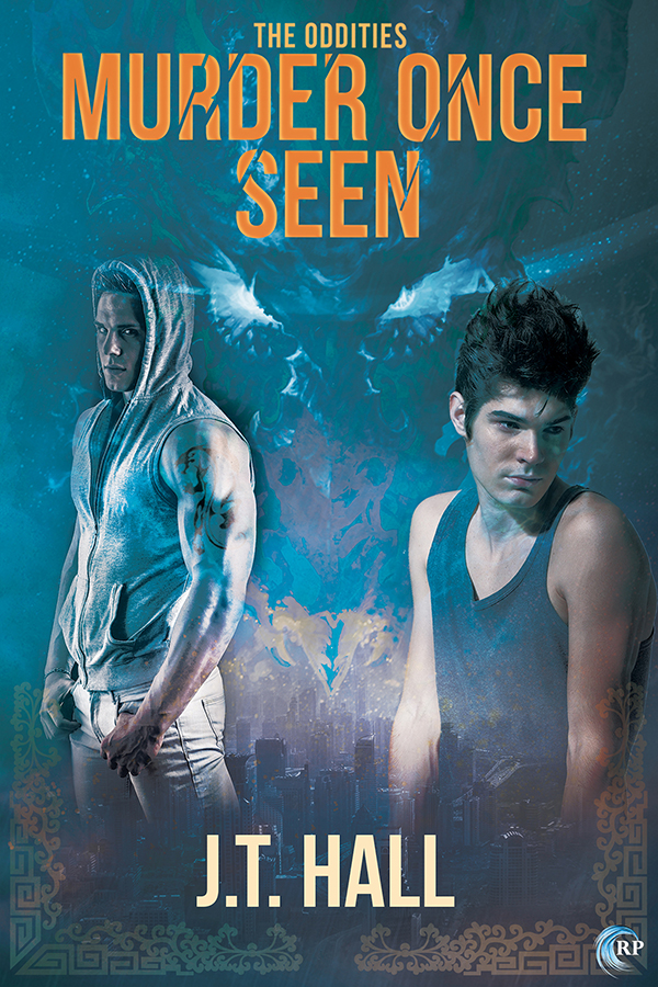 Guest Post and Giveaway: Murder Once Seen by J.T. Hall