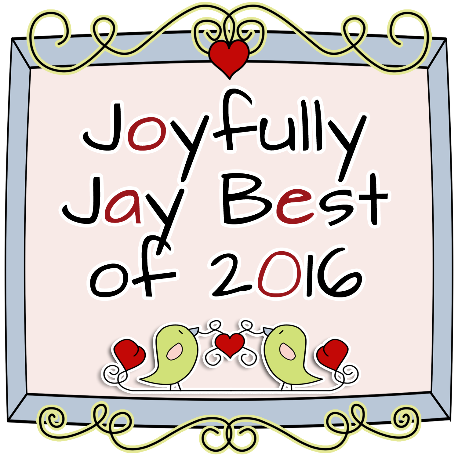 Jay's Best of 2016