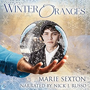 Audiobook Review: Winter Oranges by Marie Sexton