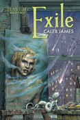 Exile (Halfling #2) by Caleb James