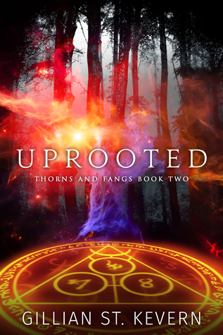 Review: Uprooted by Gillian St. Kevern