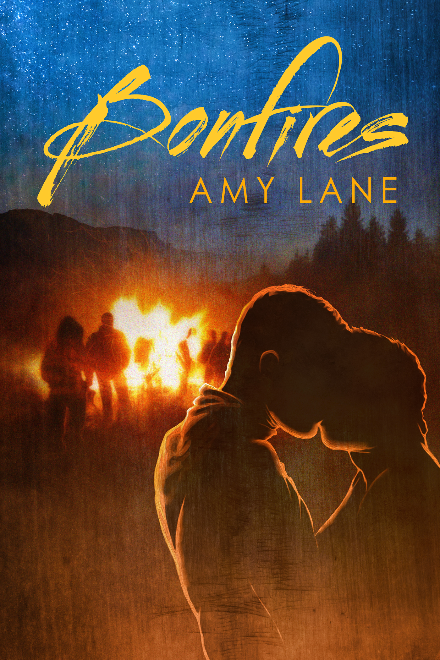 Review: Bonfires by Amy Lane