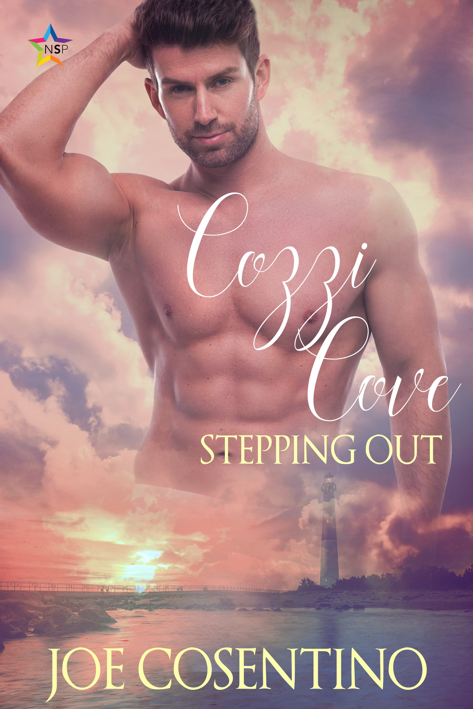 Guest Post and Giveaway: Stepping Out by Joe Cosentino