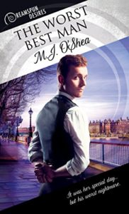 Review: The Worst Best Man by M.J. O'Shea