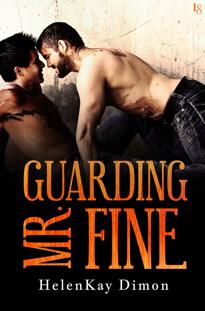 Excerpt: Guarding Mr. Fine by HelenKay Dimon