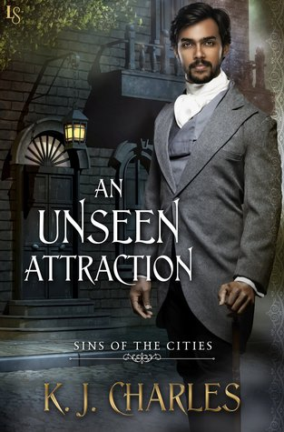 Review: An Unseen Attraction by K.J. Charles
