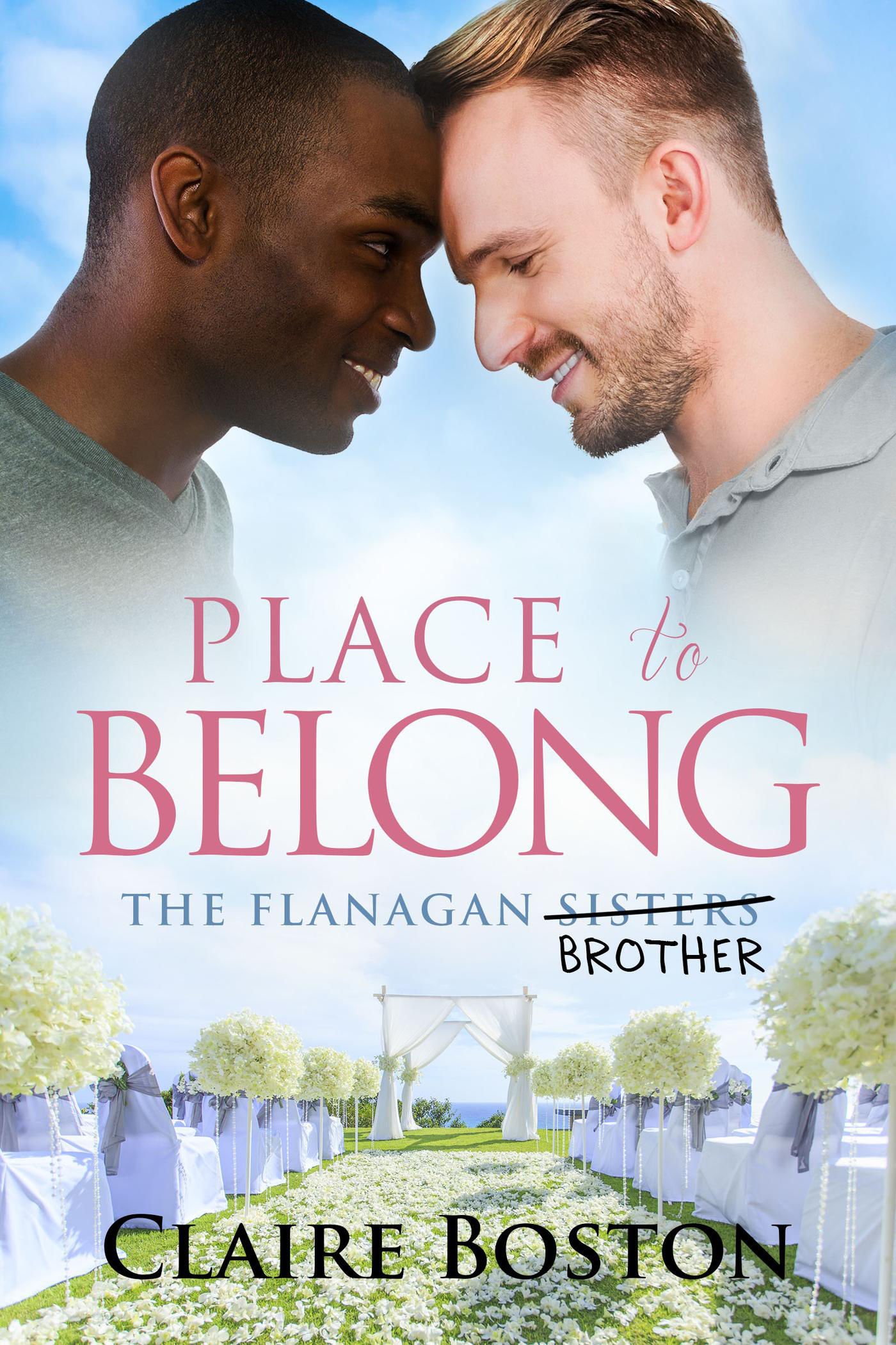 Review: A Place to Belong by Claire Boston
