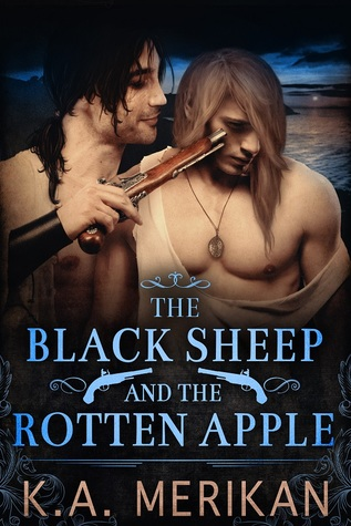 Review: The Black Sheep and the Rotten Apple by K.A. Merikan