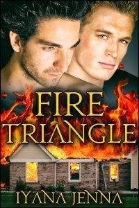 Review: Fire Triangle by Iyana Jenna