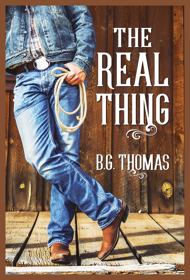 Guest Post: The Real Thing by B.G. Thomas