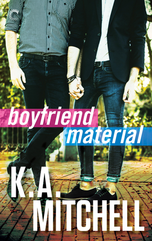 Review: Boyfriend Material by K.A. Mitchell