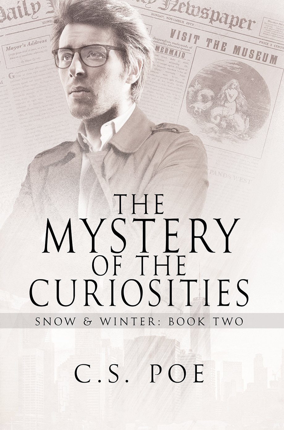Guest Post and Giveaway: The Mystery of the Curiosities by C.S. Poe