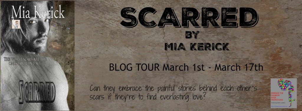 Scarred Blog Tour