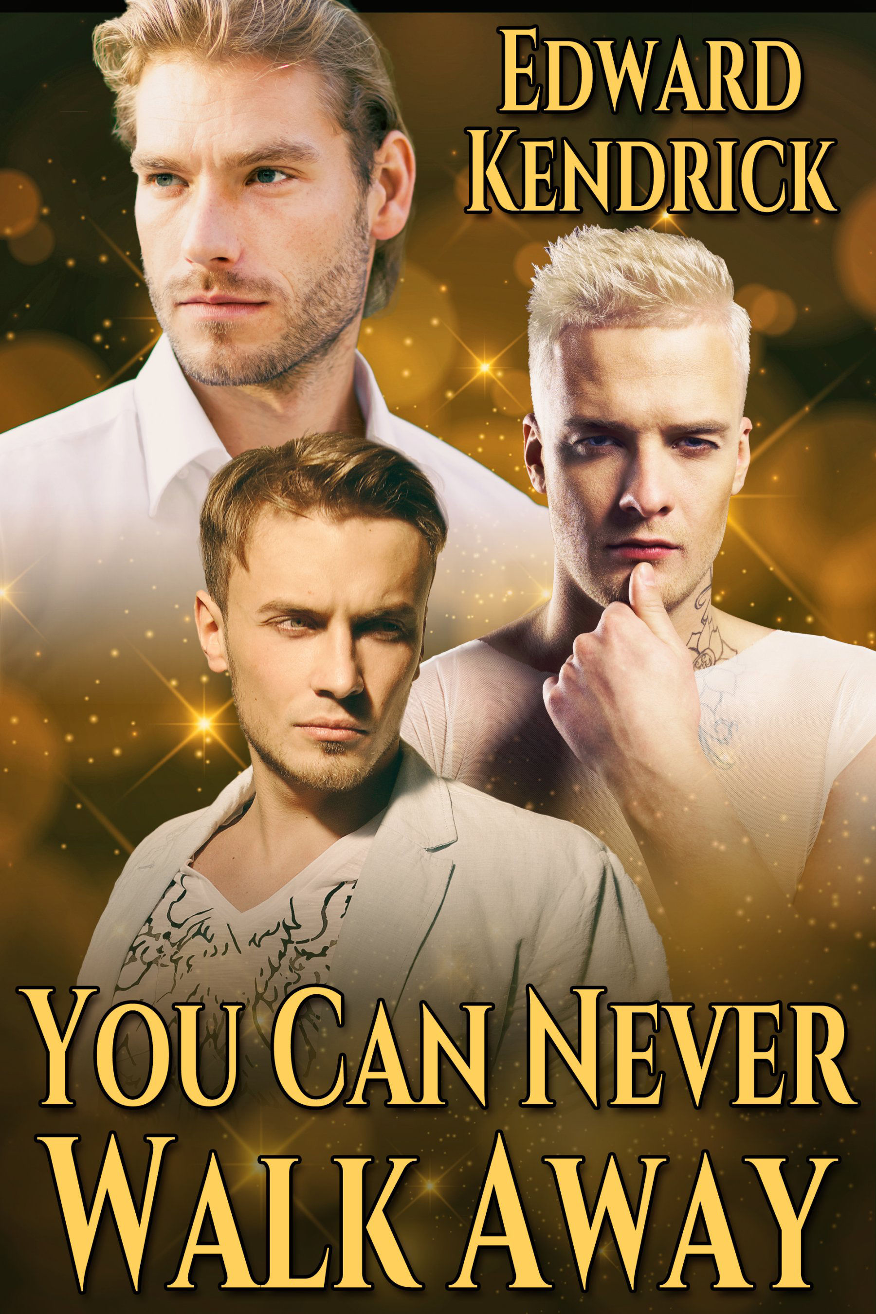 Review: You Can Never Walk Away by Edward Kendrick