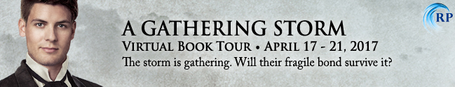 A Gathering Storm Tour Banner