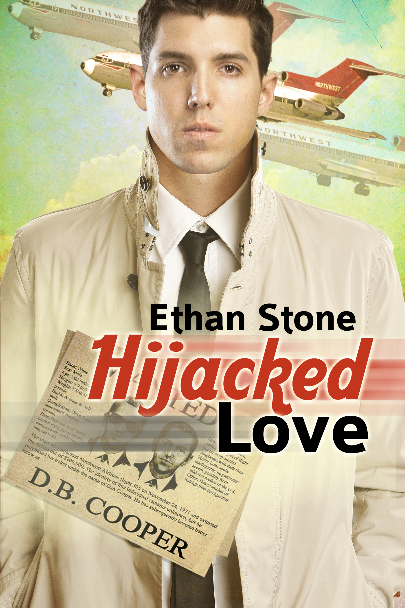 Guest Post and Giveaway: Hijacked Love by Ethan Stone