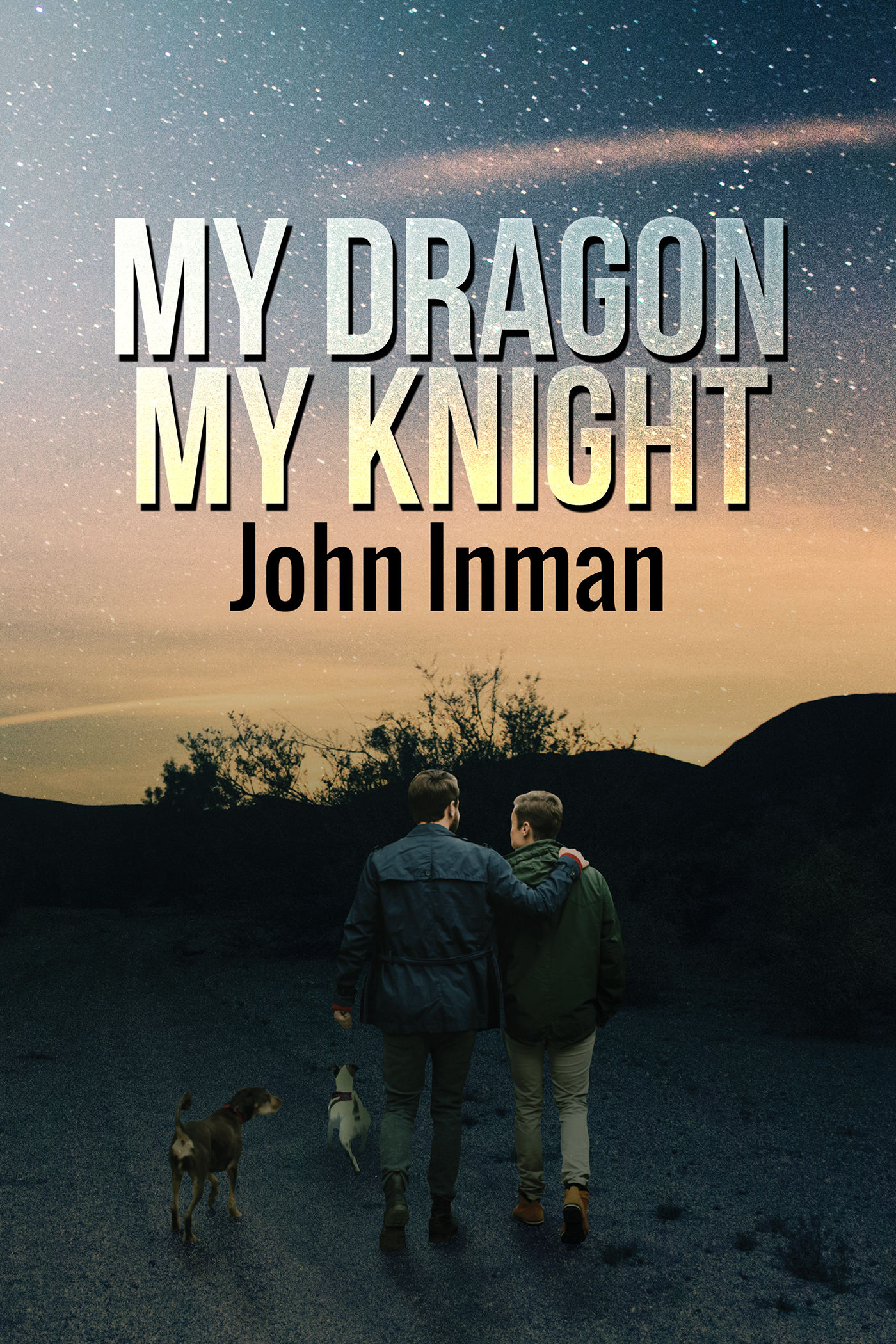 Review: My Dragon, My Knight by John Inman