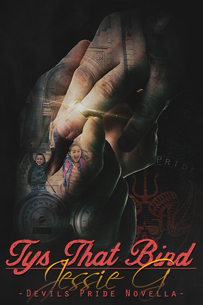 Excerpt and Giveaway: Tys That Bind by Jessie G