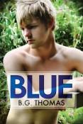 Review: Blue by B.G. Thomas