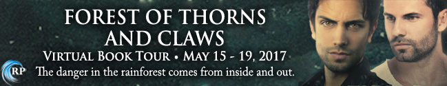 Forest of Thorns and Claws Blog Tour