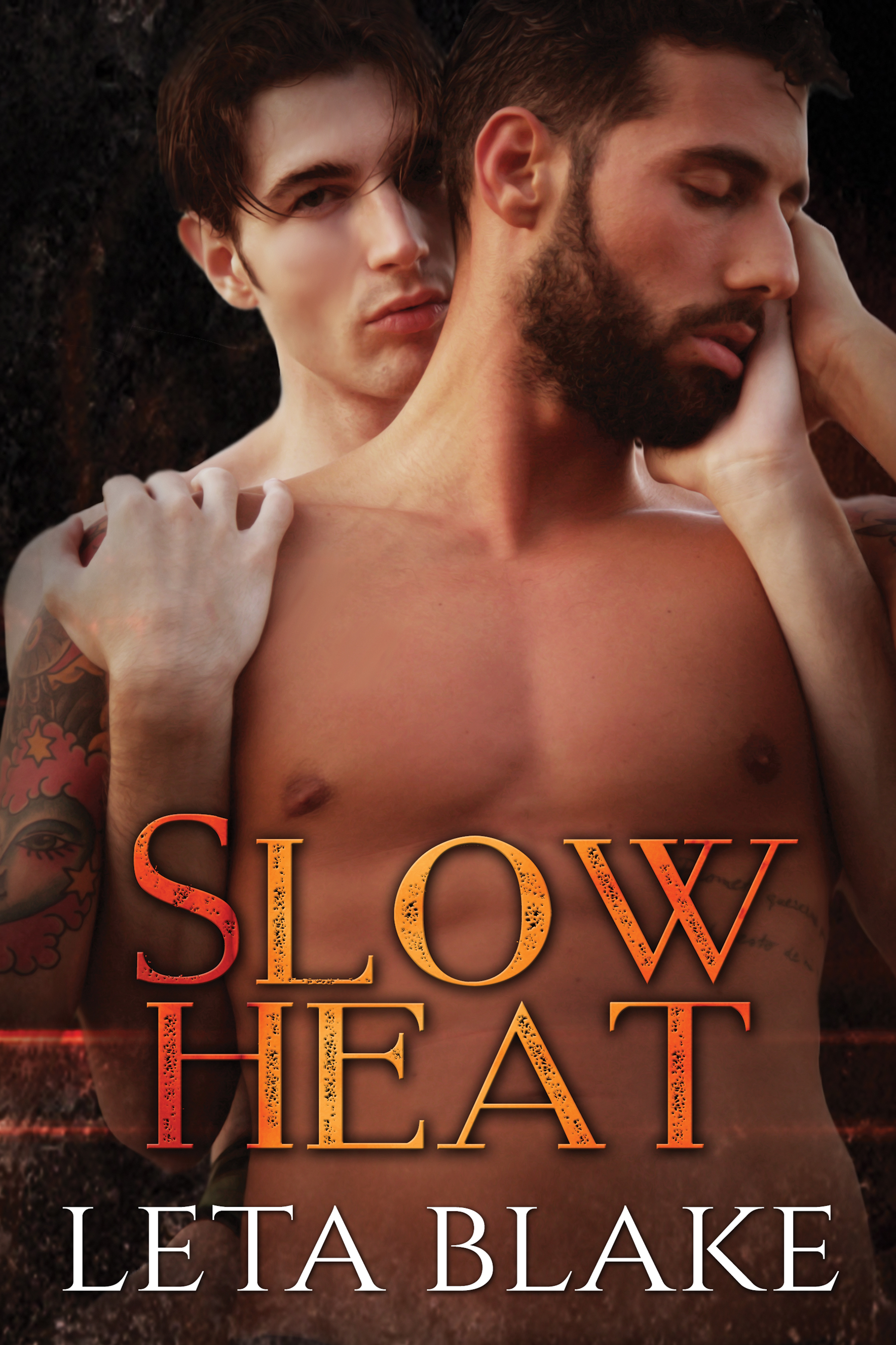 Review: Slow Heat by Leta Blake