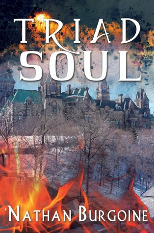 Review: Triad Soul by 'Nathan Burgoine