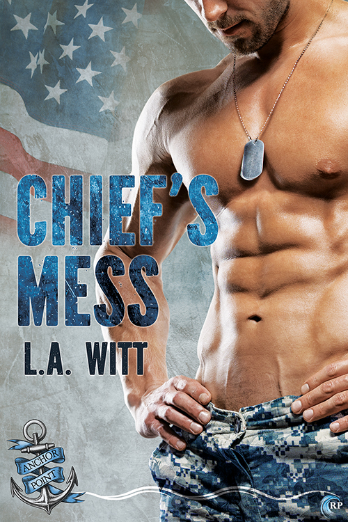 Guest Post and Giveaway: Chief's Mess by L.A. Witt