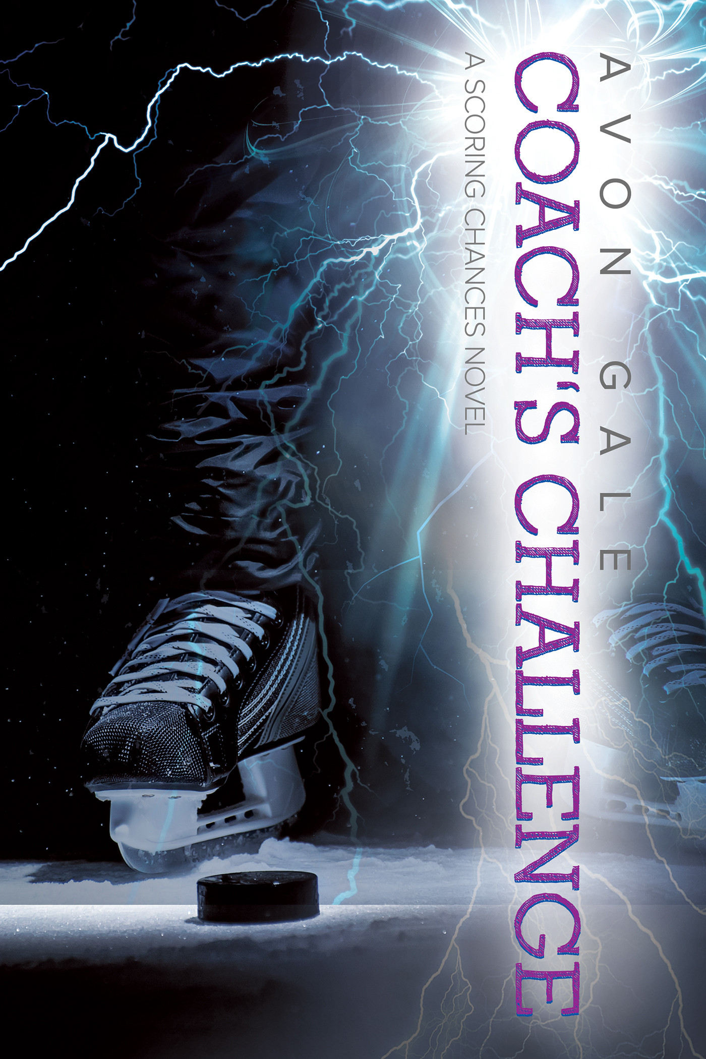 Guest Post: Coach's Challenge by Avon Gale