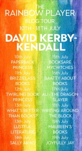 The Rainbow Player Blog Tour