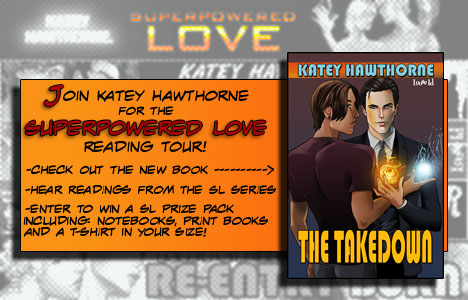 Superpowered Love Reading Tour