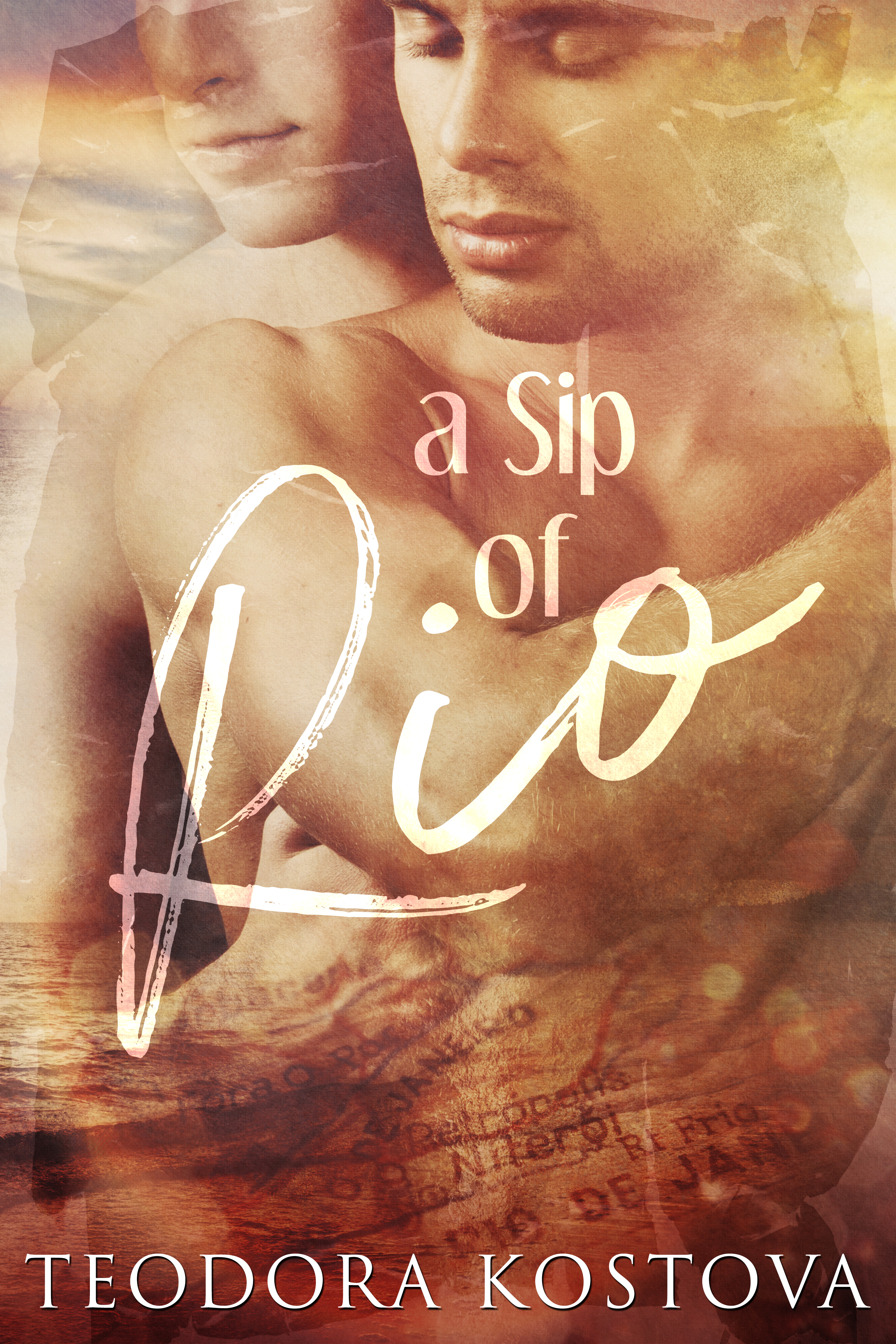 Guest Post and Giveaway: Sip of Rio by Teodora Kostova