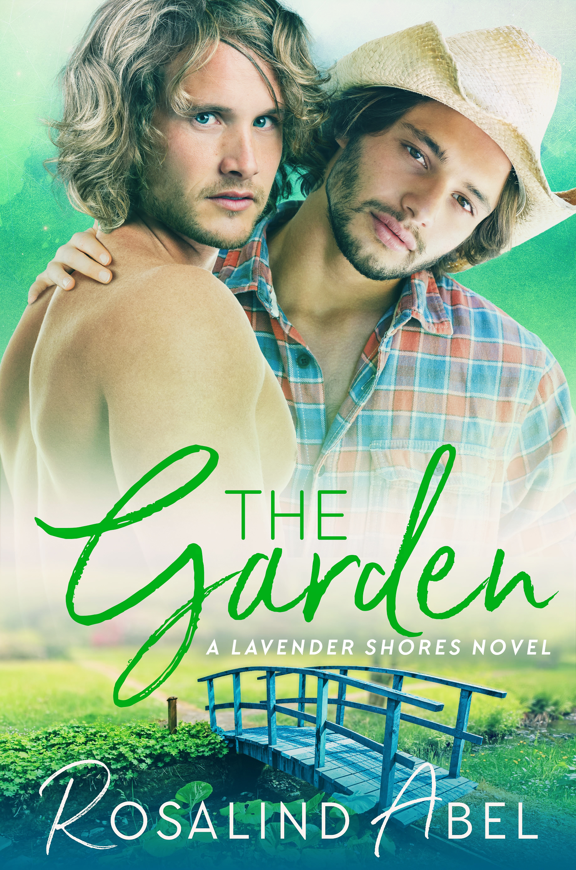 Guest Post and Giveaway: The Garden by Rosalind Abel