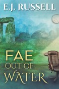 Fae Out of Water series cover