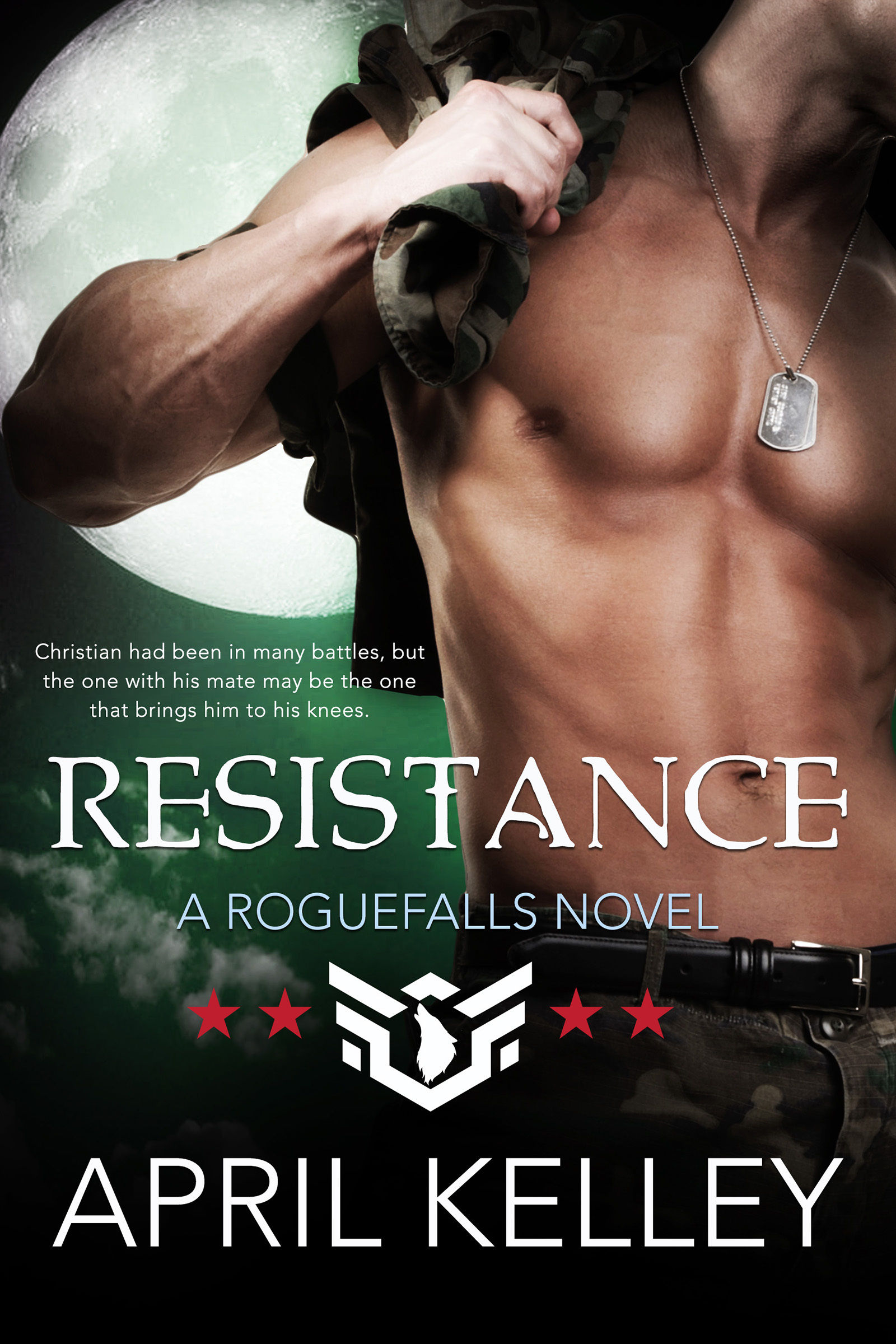 Review: Resistance by April Kelley