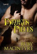 broken pieces