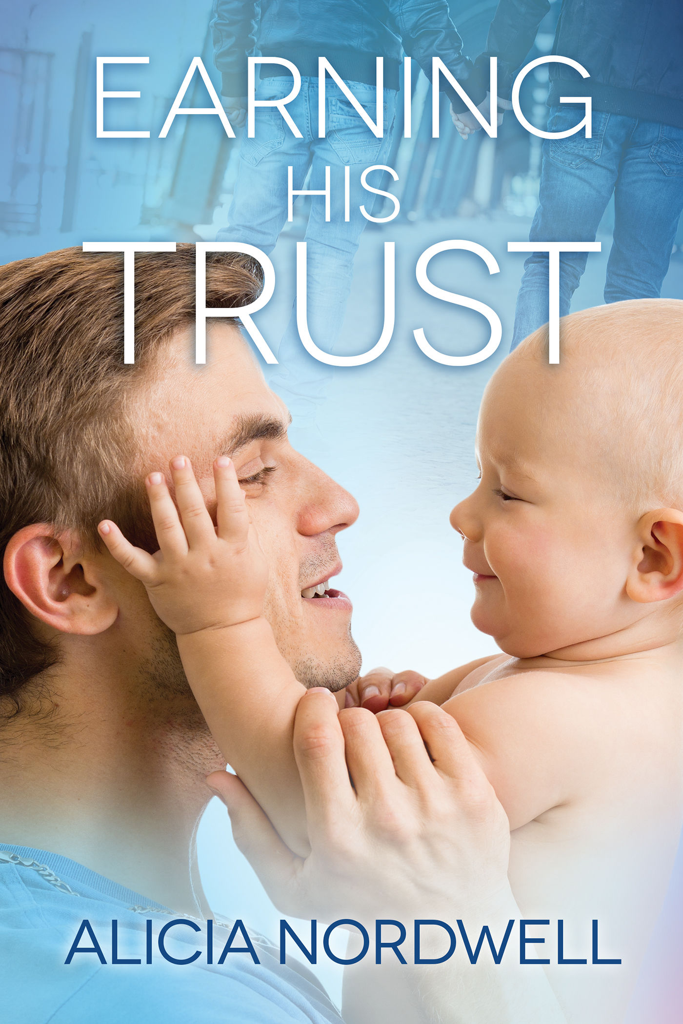Review: Earning His Trust by Alicia Nordwell